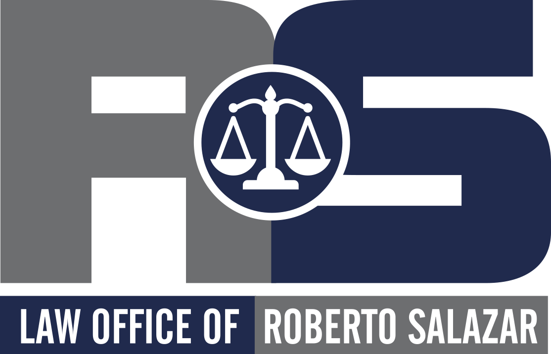 Law Offices of Roberto Salazar Logo